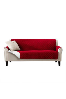 Marlow Waterproof Quilted Three Seat Sofa Protector - 284149