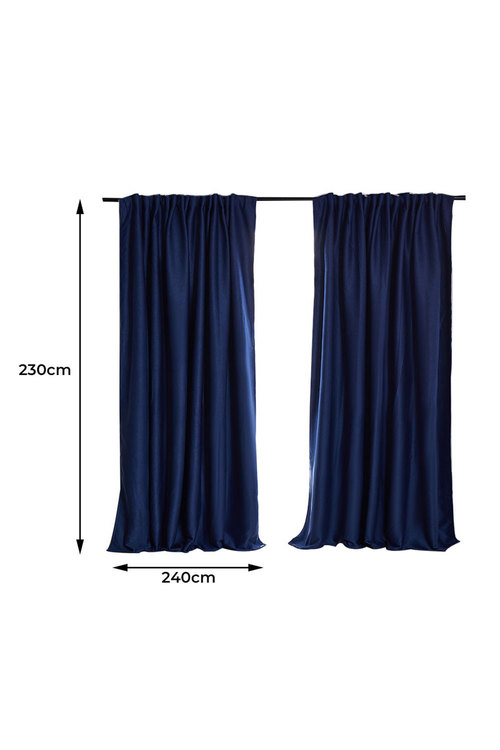 Marlow Blockout Multi Hang Curtains