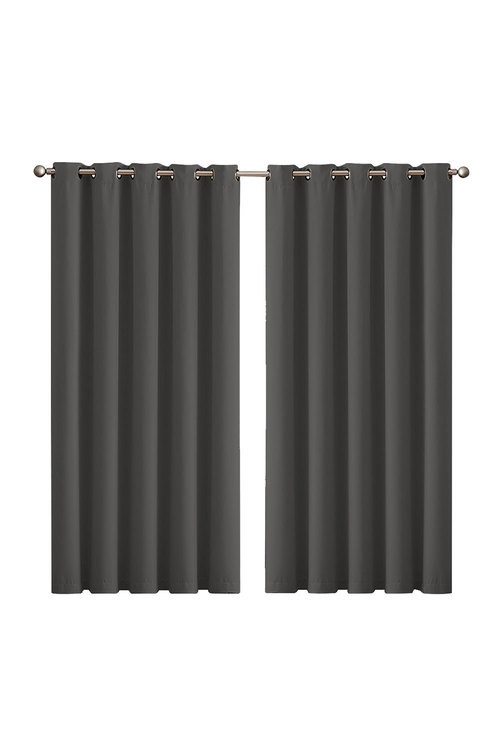 Marlow 3-Layer Eyelet Blockout Curtains