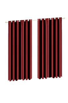 Marlow Blockout Eyelet Curtains 3 Layers - 284164