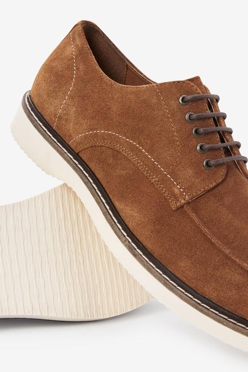 Next Apron Wedge Shoes