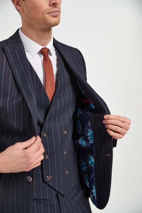 Next Striped Suit: Jacket