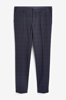 Next Motionflex Suit: Trousers-Tailored Fit - 284767