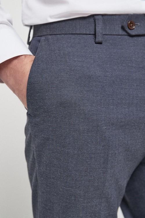 Next Herringbone Suit: Trousers