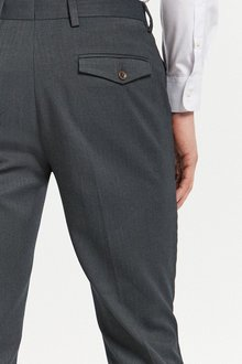 Next Herringbone Suit: Trousers - 284801