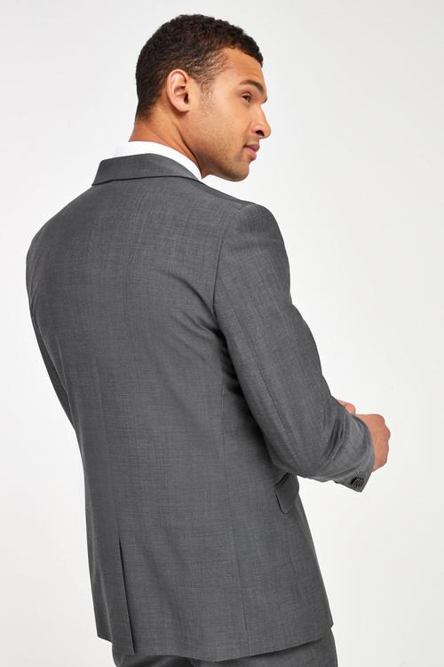 Next Signature Suit: Jacket-Regular Fit