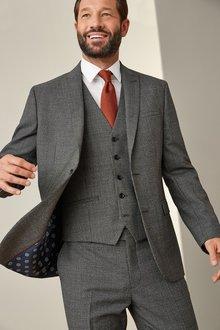 Next Signature Puppytooth Regular Fit Suit - 284831