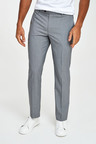 Next Stretch Formal Trousers-Tailored Fit