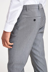 Next Stretch Formal Trousers-Slim Fit