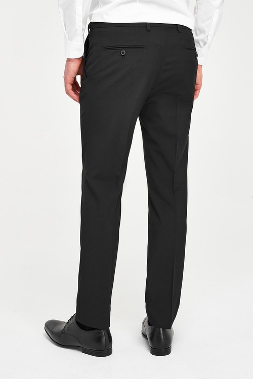 Next Trousers with Motion Flex Waistband-Skinny Fit