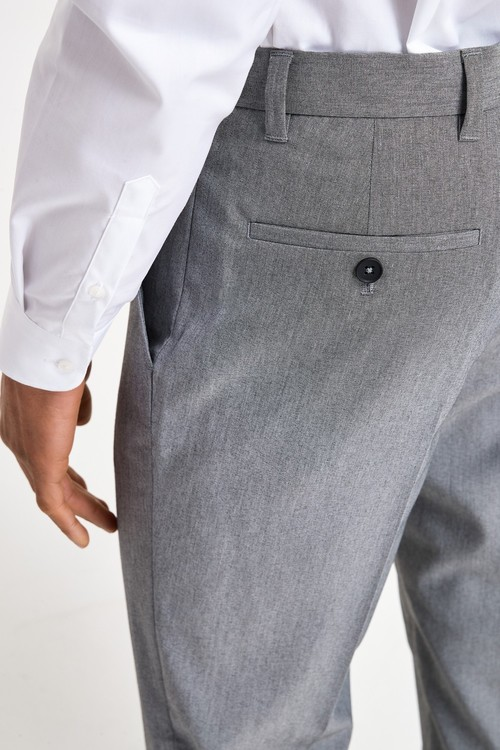 Next Stretch Formal Trousers