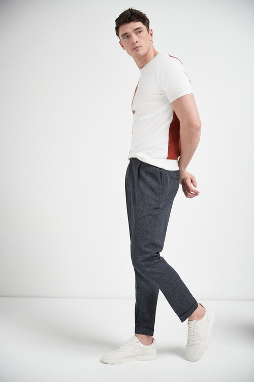 Next Formal Slim Tapered Fit Joggers