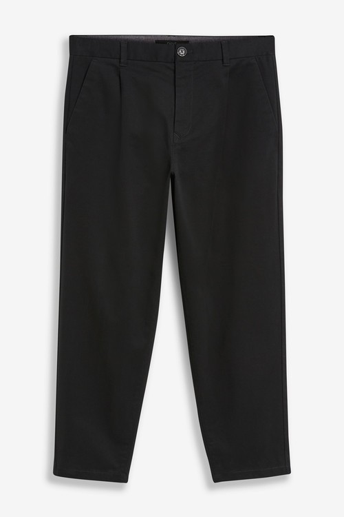 Next Stretch Chinos-Relaxed Tapered Fit