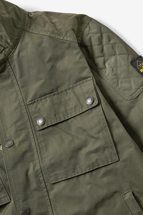 Next Lightweight Shower Resistant Biker Jacket