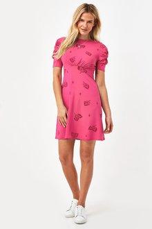Next Tea Dress-Tall - 285107