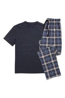 Next Check Cosy Pyjama Set - 285130