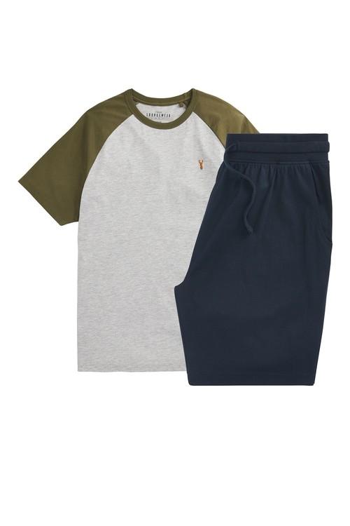 Next Raglan Pyjama Set
