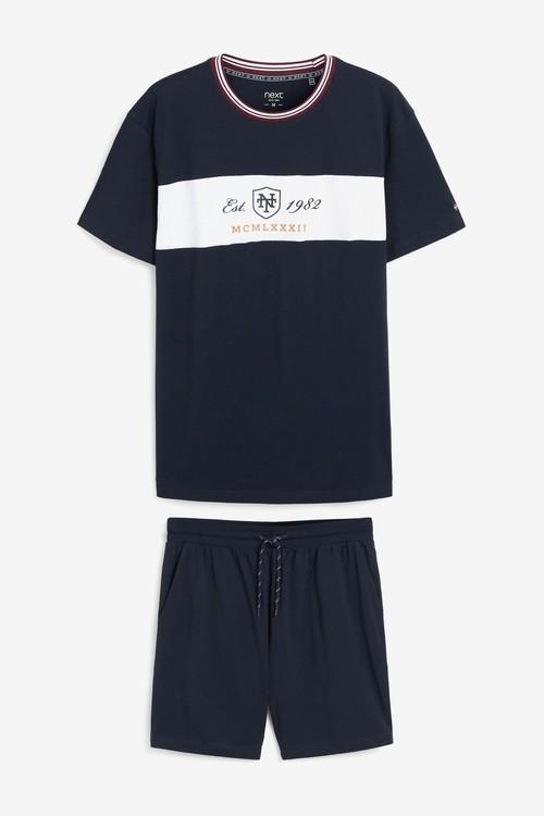 Next Block Pyjama Set