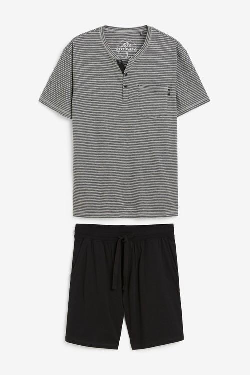 Next Stripe Pyjamas Set