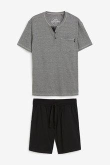 Next Stripe Pyjamas Set - 285140