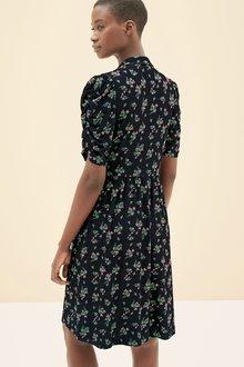Next Button Shirt Dress - 285143