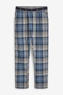 Next Check Woven Pyjama Bottoms - 285184