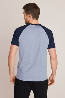 Next Raglan T-Shirts Two Pack - 285189