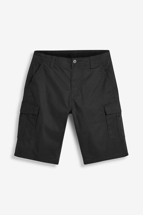 Next 100% Cotton Cargo Shorts