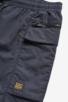 Next Lightweight Drawstring Cargo Shorts - 285212