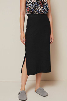 Next Rib Tube Skirt-Tall - 285245