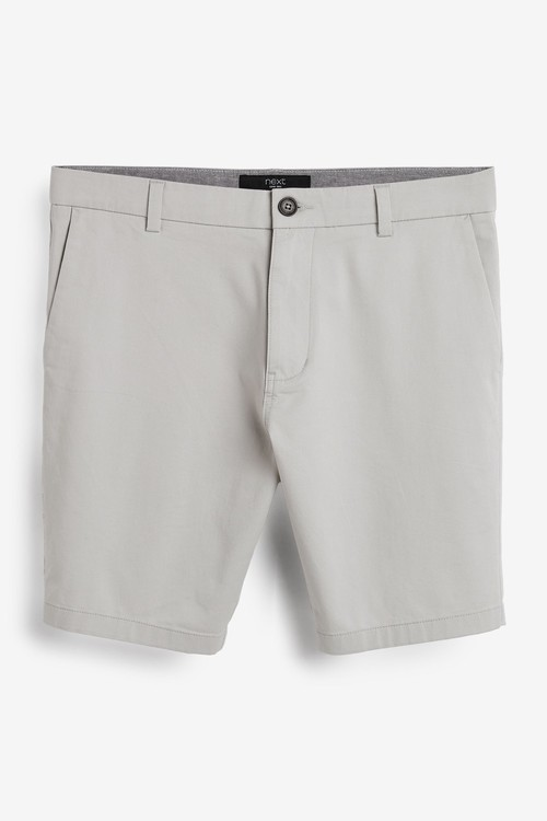 Next Stretch Chino Shorts 2 Pack-Slim Fit
