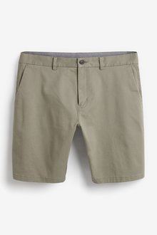 Next Stretch Chino Shorts-Skinny Fit - 285283