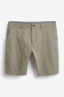 Next Stretch Chino Shorts-Skinny Fit - 285283