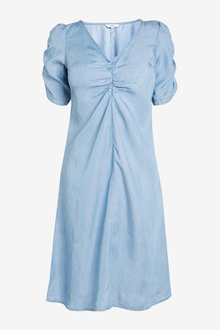 Next Tencel Tea Dress-Tall - 285343