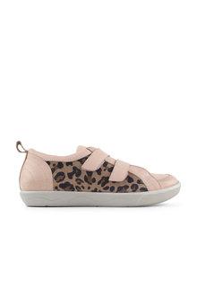 Tesselli XD Belinda Double Velcro Leather Sneakers - 285458