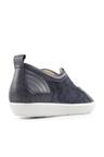 Tesselli XD Berli Lace Up Leather Sneakerss
