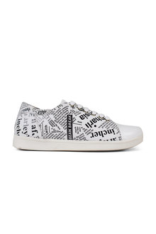 Tesselli XD Hadley Lace Up Leather Sneakerss - 285466