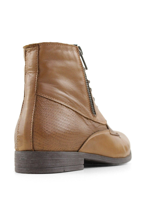 Bueno Harley Lace Up Boots