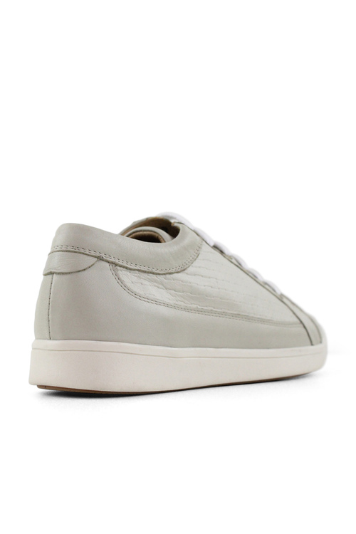 Tesselli XD Heaven Lace Up Leather Sneakerss