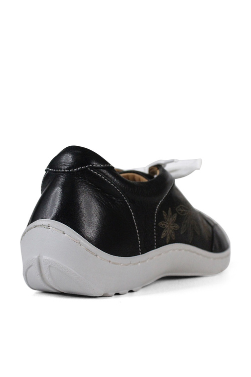 Tesselli XD Western Lace Up Leather Sneakers