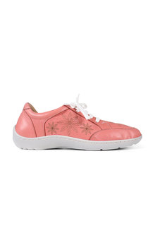 Tesselli XD Western Lace Up Leather Sneakers - 285502