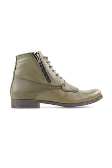 Bueno Harley Lace Up Boots Extended Sizes - 285505