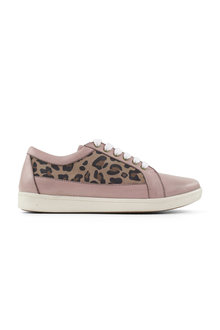 Tesselli XD Harriet Lace Up Leather Sneakerss - 285508