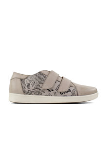 Tesselli XD Hussell Double Velcro Leather Sneakers - 285509