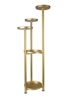 Levede  Metal Plant Stand Planter Shelf - 285518