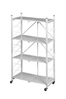 Levede 4 Tier Metal Plant Stand Planter Shelf - 285522