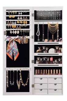 Levede  LED Light Jewelry Cabinet - 285525
