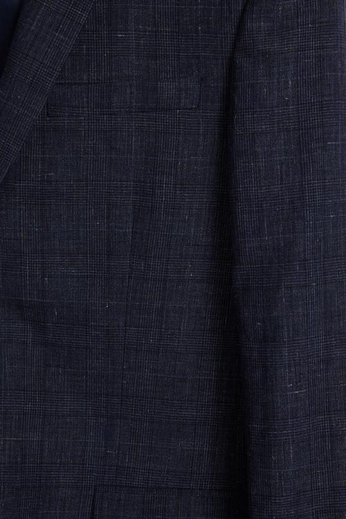 Next Slim Fit Signature Check Suit: Jacket-Jacket