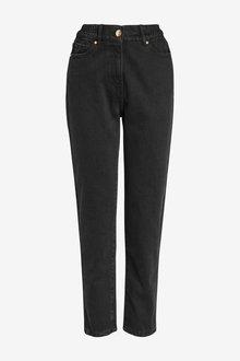 Next Elasticated Waist Mom Jeans - 285599