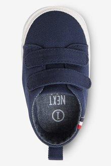 Next Two Strap Pram Shoes (0-24mths) - 285640